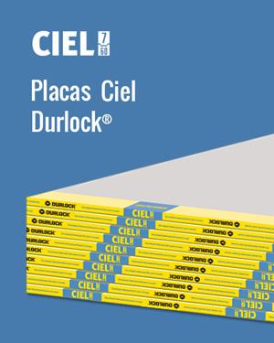 Placas de Durlock Ciel